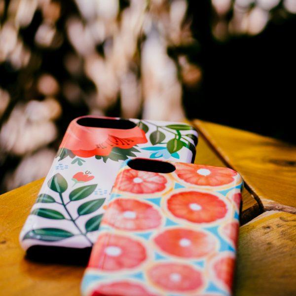 Pochettes Deux22 pour iPhone 8/8+ Instagram Réverbère